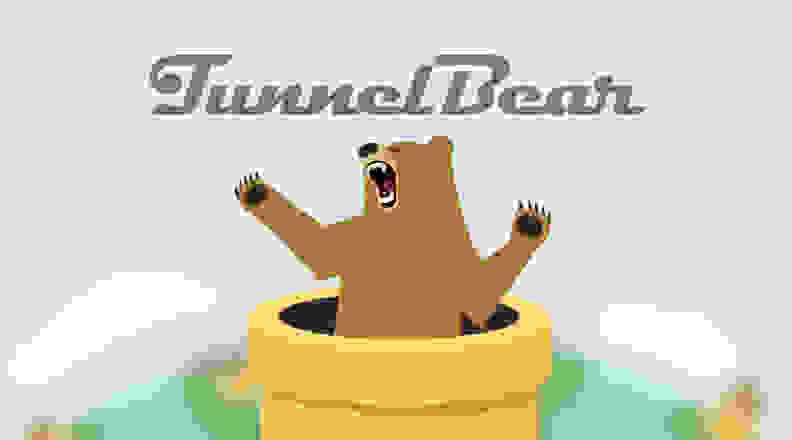 The TunnelBear logo