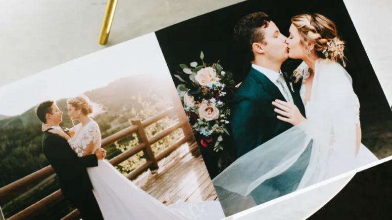 Chatbooks wedding albums