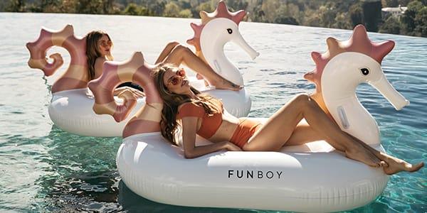 Seahorse Pool Float