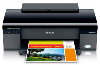 Product Image - Epson WorkForce 30
