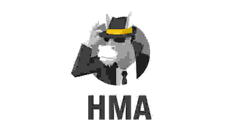 The HMA logo