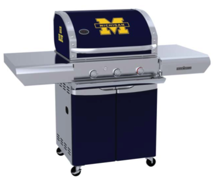 Product Image - Team Grills Patio Series Pro