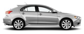 Product Image - 2013 Mitsubishi Lancer Sportback GT