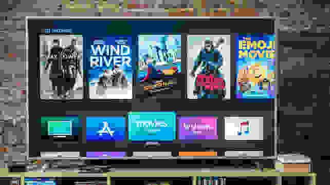 Apple TV 4K Interface
