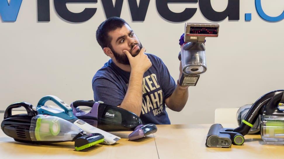 The Best Handheld Vacuums