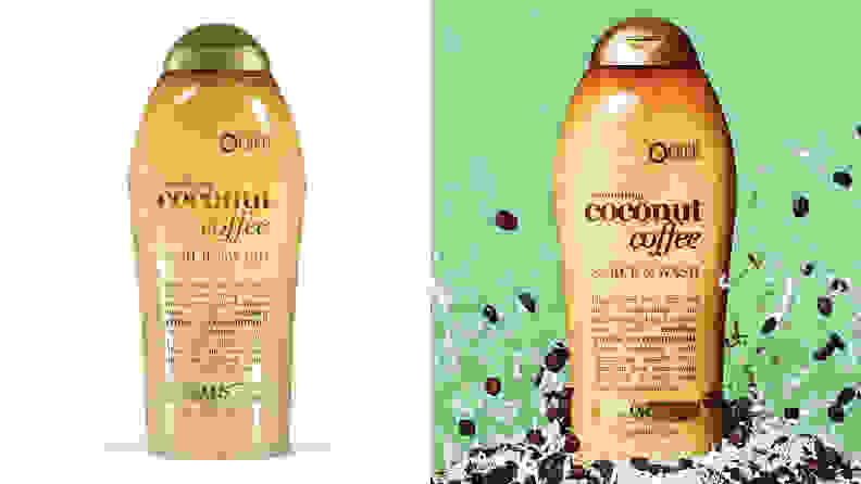 Ogx Coconut Coffee Body Wash
