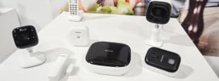 Panasonic home monitoring hero 400