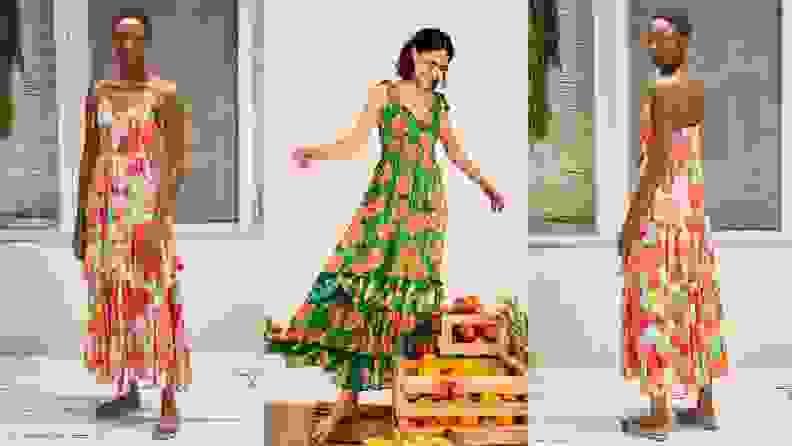 Farm Rio Wedding Dress