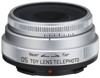 Product Image - Pentax 05 Toy Telephoto 18mm f/8