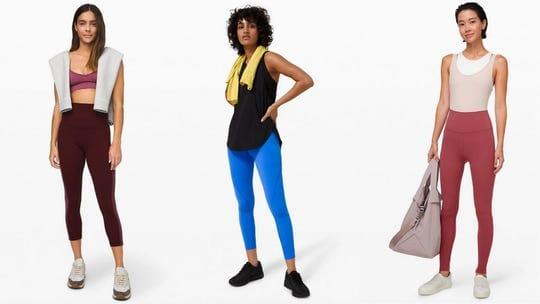 Get these Lululemon leggings on sale