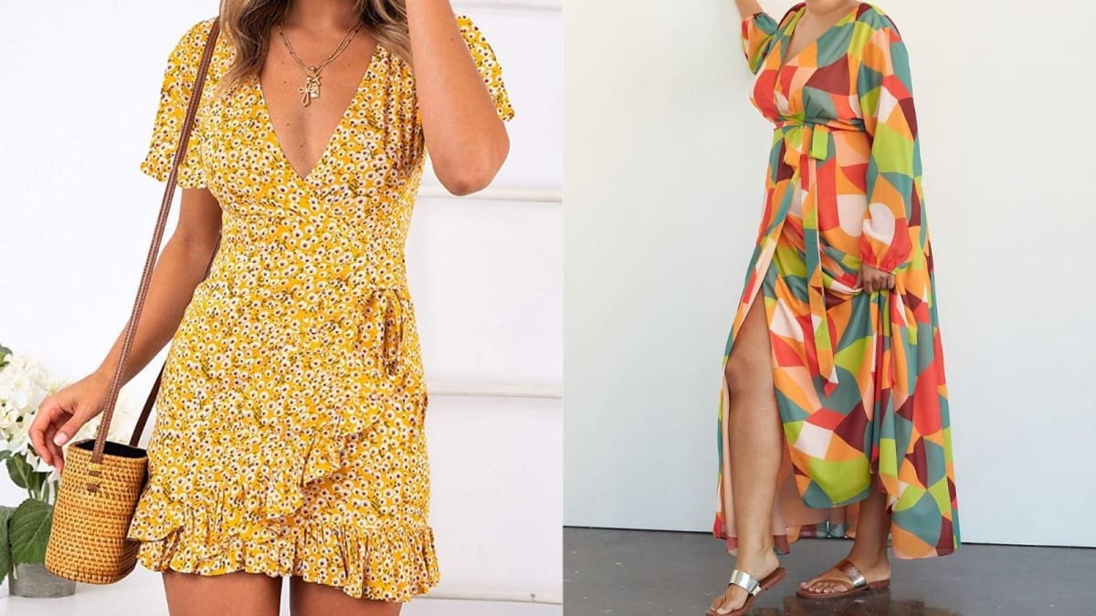 12 pretty spring dresses to slip into this season