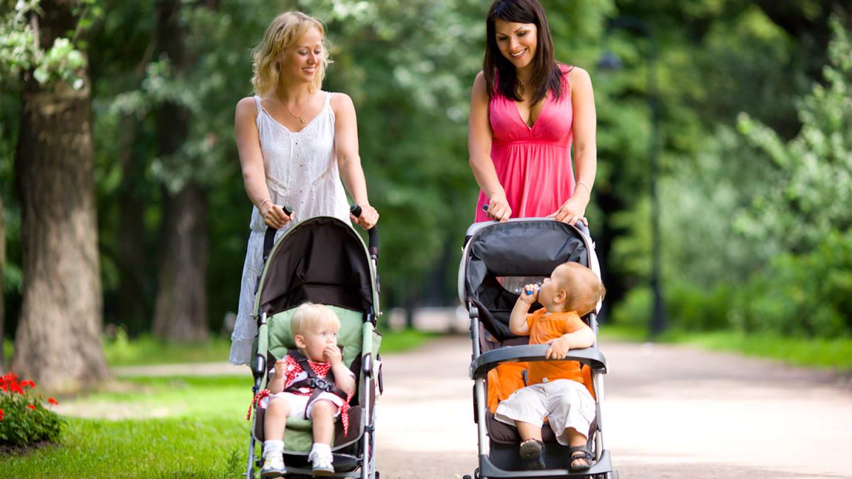 Travel Toddler Stroller