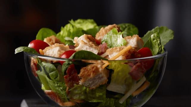 McDonalds Salad Recall