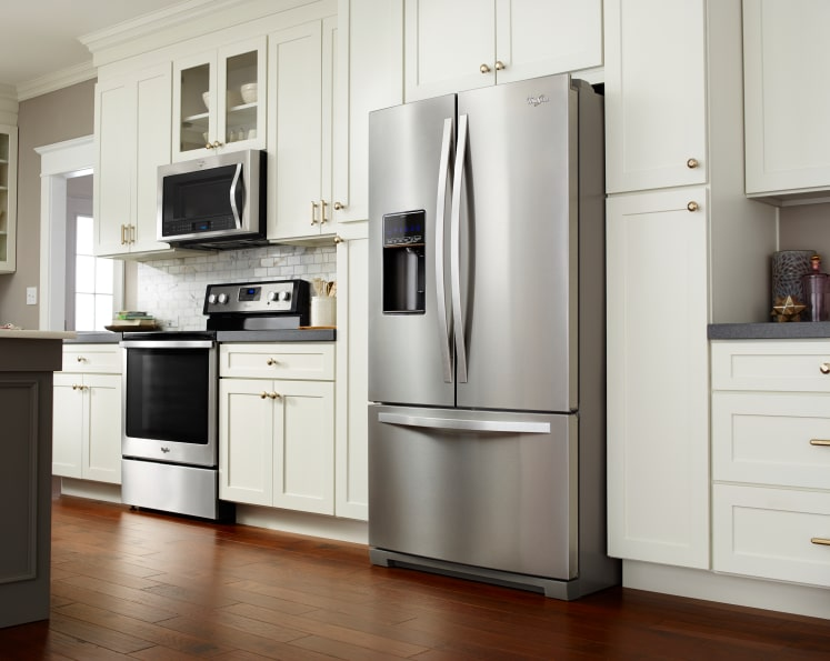 stainless steel appliances are more popular than ever but black