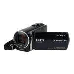 Sony hdr cx150 vanity500