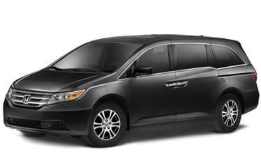 Product Image - 2013 Honda Odyssey EX-L