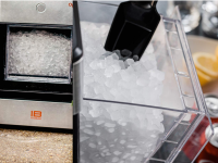 The Nugget Ice Maker now has an extra tank