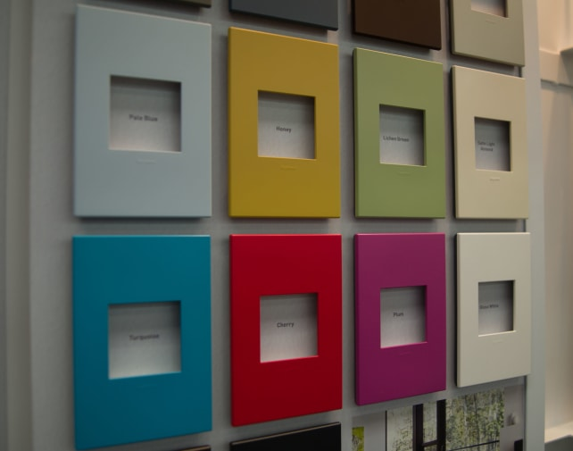 Legrand Wall Plate Colors
