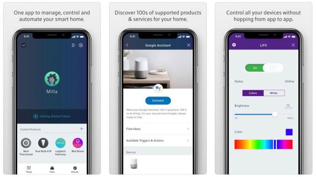 Stringify Smarthome App