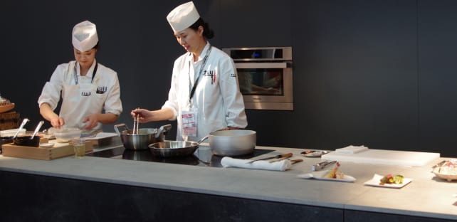 Panasonic Chefs