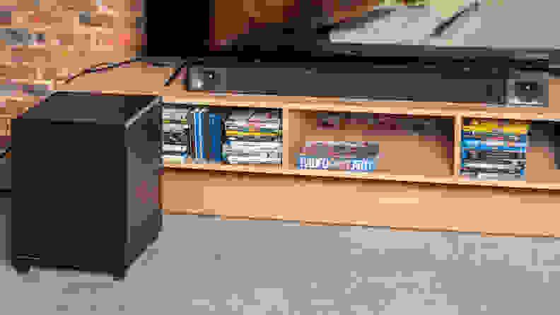 Klipsch 400 soundbar & sub