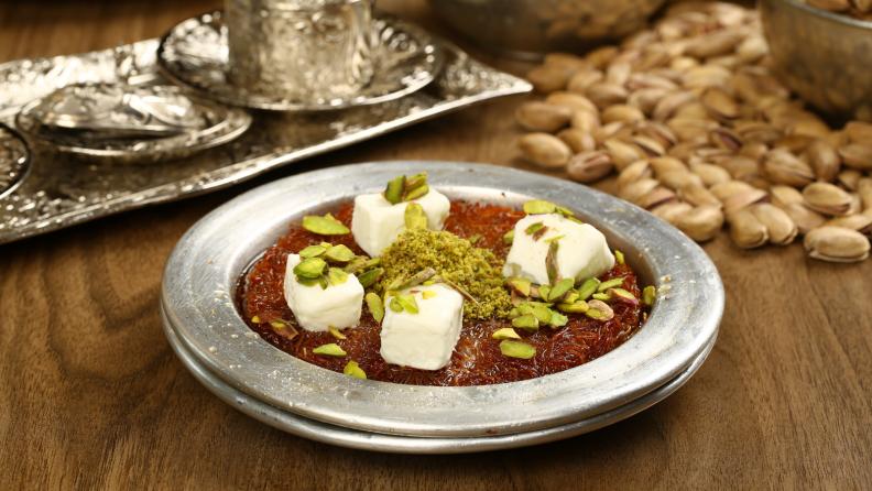 Dondurma was everywhere when I was traveling in Turkey.