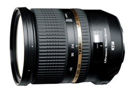 Product Image - Tamron SP AF 24-70mm f/2.8 Di VC USD