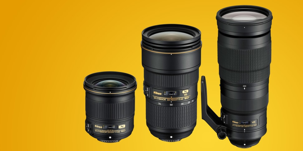 Nikon debuts 3 new lenses, including new 24-70mm f/2.8 with VR