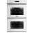 Frigidaire gallery fget2765kw 27 inch double electric wall oven white