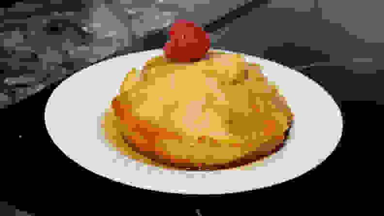 air fryer pancake