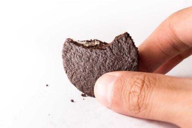 Raspberry Preserve cookies