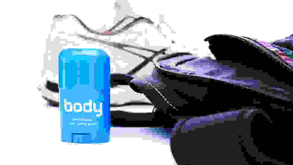 BodyGlide is the answer to all your chafing and chub rub woes.