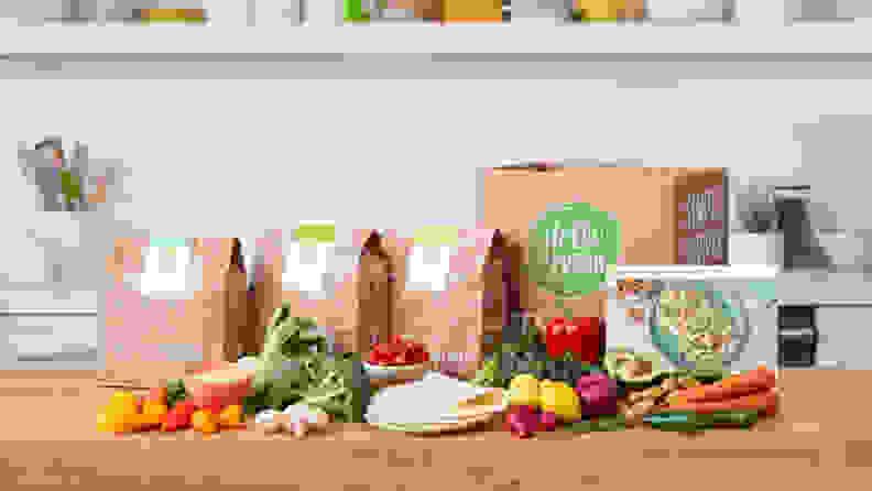 HelloFresh packaging 2