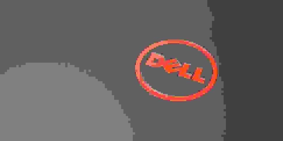 Dell Inspiron 15 7559 Red Logo