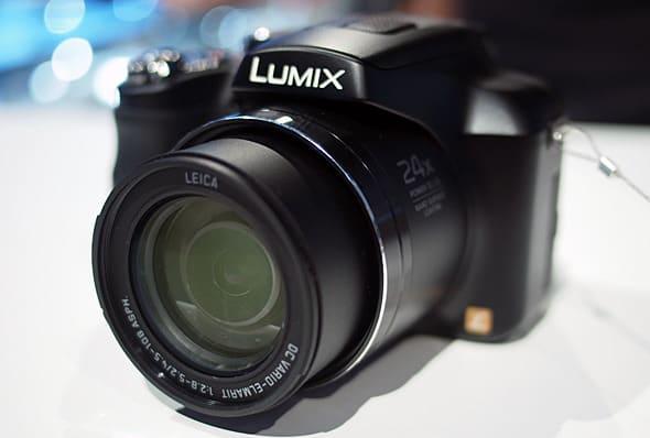 Product Image - Panasonic Lumix DMC-FZ60