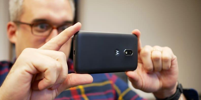 Motorola Moto G4 Play In Use
