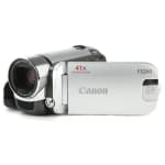 Canon fs200 vanity500