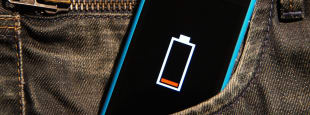 Phone charging clothes hero