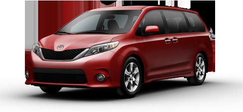 Product Image - 2013 Toyota Sienna SE