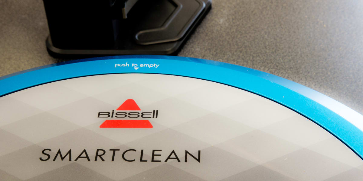 Bissell Smartclean 1605 Robot Vacuum Review Reviewed Com