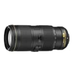 Nikon af s nikkor 70 200mm f:4g ed vr