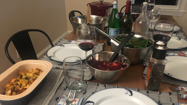 HelloFresh Thanksgiving - Side Dishes 2