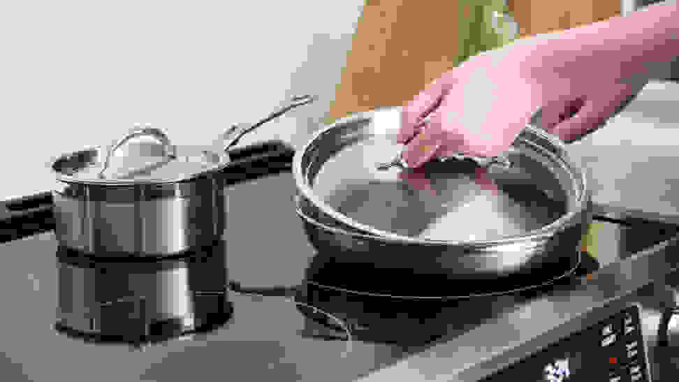 This cookware claims it's 400% stronger than stainless steel
