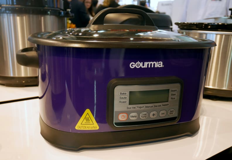 Gourmia 11-in-1 multicooker