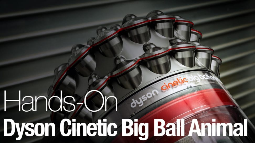Product Image - Dyson Cinetic Big Ball (2016)