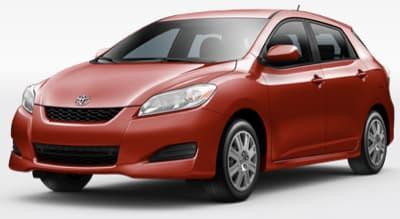 Product Image - 2012 Toyota Matrix L