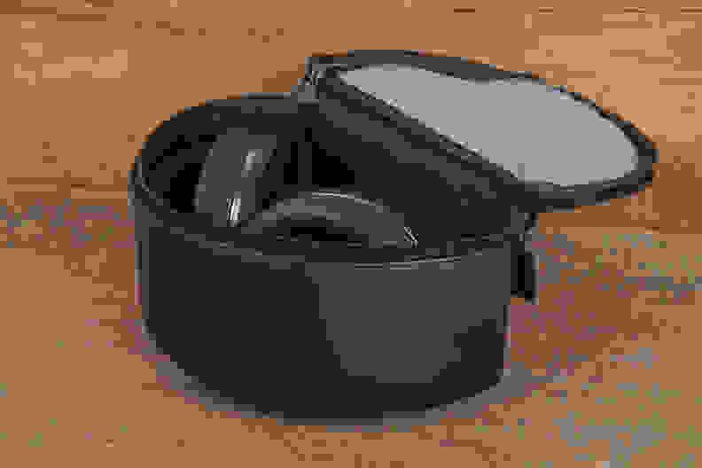 JLab Omni Wireless - Headphones Packed Away