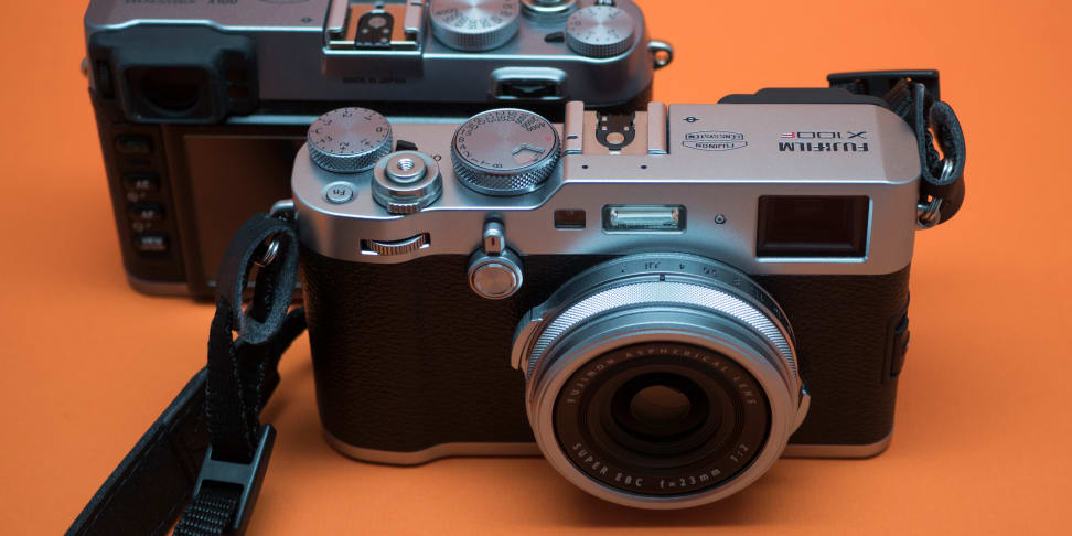 Fujifilm X100F and Finepix X100