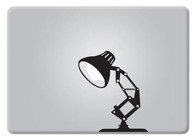 Apple Logo Pixar Lamp