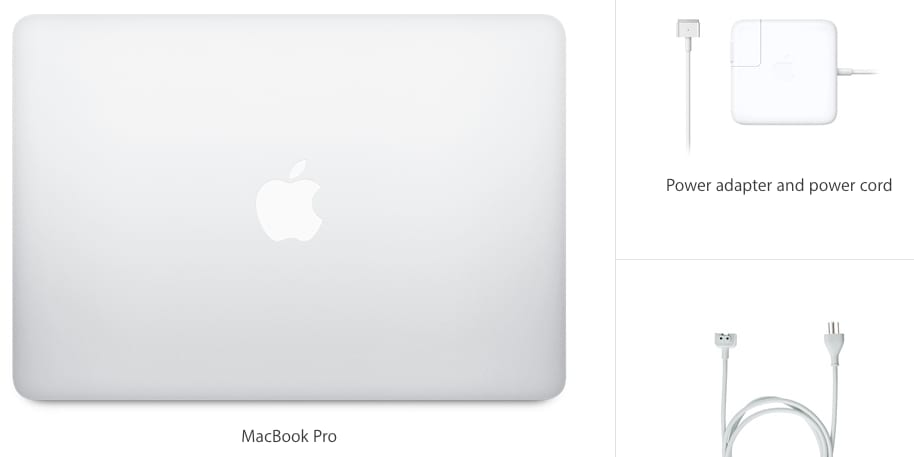 The MacBook Pro 13-inch (MD101LL/A)